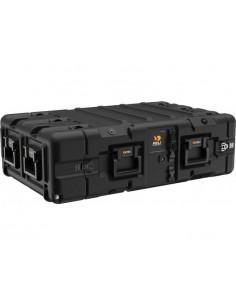 Maleta HPRC 2300C negra con espuma