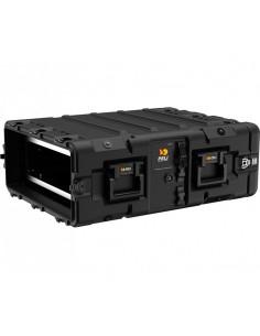 Maleta HPRC 2400C negra con espuma