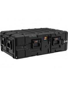 Maleta HPRC 4300CW negra con espuma