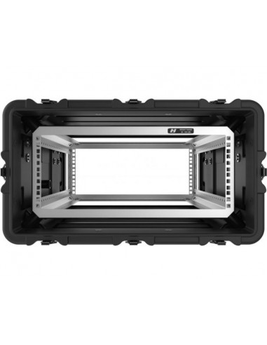 Maleta HPRC 4400C negra con espuma