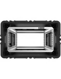 Maleta HPRC 2700CW negra con espuma et roulettes